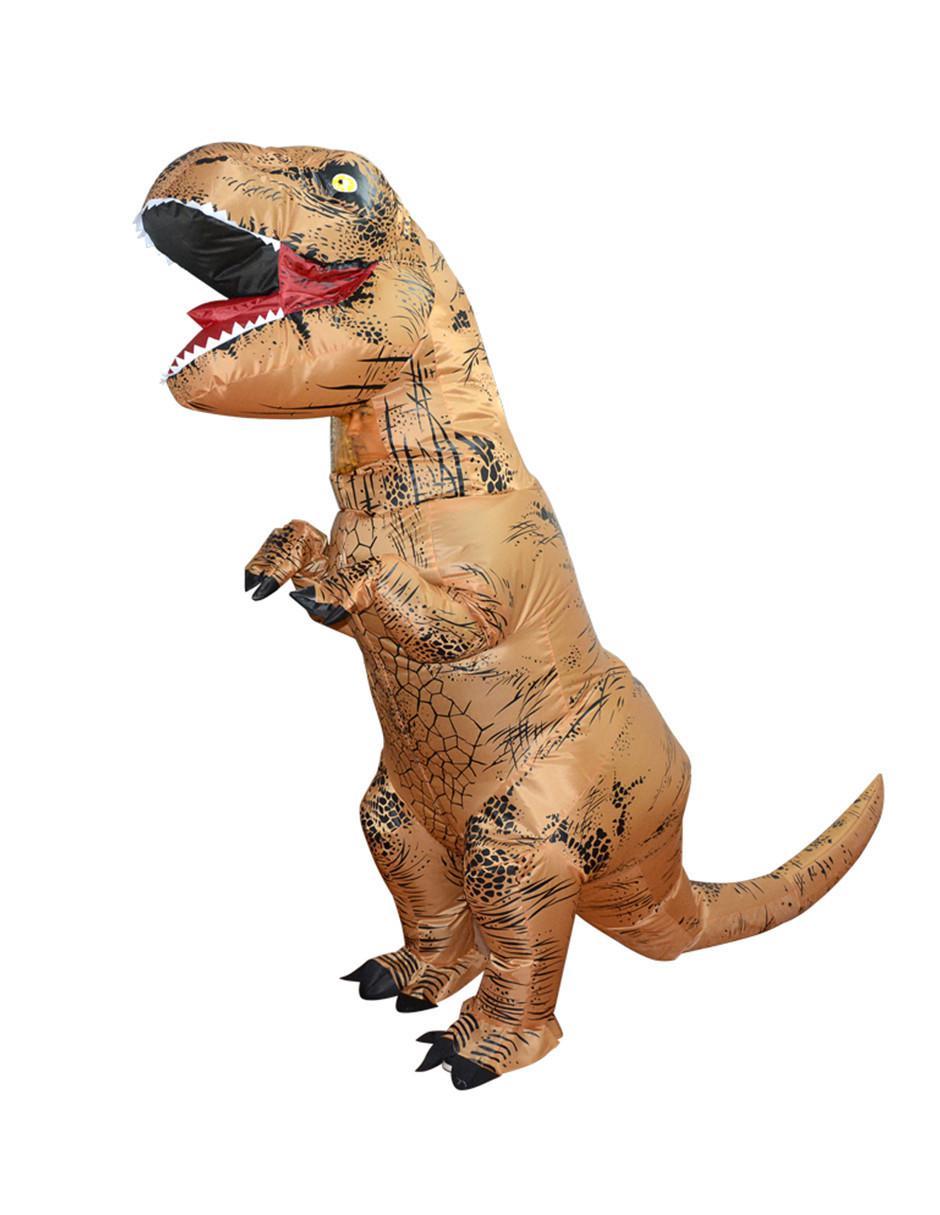 Disfraz Traje Inflable Dinosaurio Beckon T Rex Halloween En Liverpool El tiranosaurio rex tenía varios atributos necesarios como para ser llamado el dinosaurio más temible de todos. disfraz traje inflable dinosaurio beckon t rex halloween